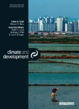 Climate and Development cover