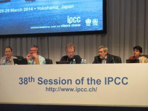 IPCC plenary 38