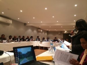 FAO workshop