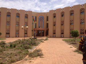 Koudougou hotel administratif
