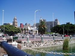 Cape Town city centre
